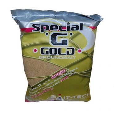 BAIT TECH SPECIAL G GOLD GROUNDBAIT (1 KG)