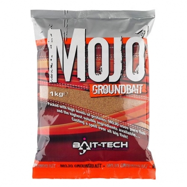BAIT TECH MOJO GROUNDBAIT (1 KG)