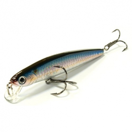 LUCKY CRAFT FLASH MINNOW 95MR SUSPENDING AMERICAN SHAD 95 MM (10 G)