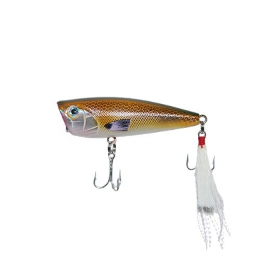 BASS PRO SHOPS XTS SPEED POPPER GIZZARD SHAD 6 CM (7 G)