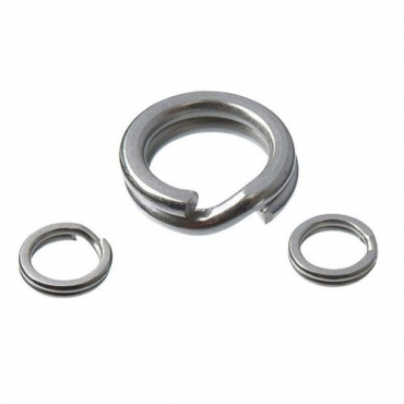 CORMORAN POWER SPLIT RINGS 8 (10ud)