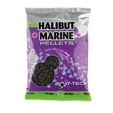 BAIT TECH HALIBUT MARINE PELLETS 4 MM (900 G)