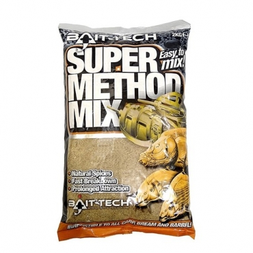 BAIT TECH SUPER METHOD MIX (2 KG)