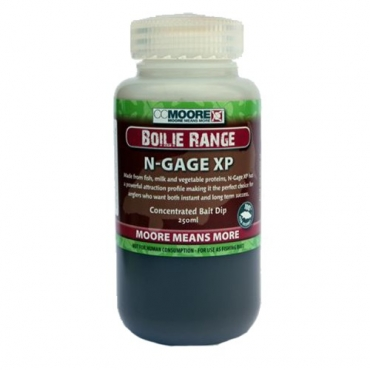 CCMOORE CONCENTRATED BAIT DIP N-GAGE XP (250 ML)