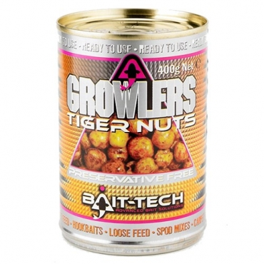 BAIT TECH GROWLERS TIGER NUTS (400 G)