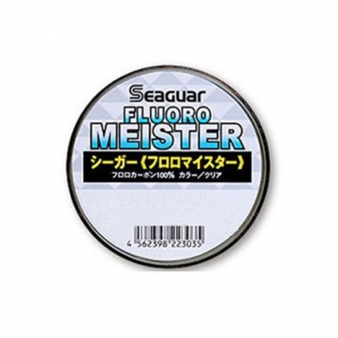 FLUOROCARBONO SEAGUAR MEISTER 0.235 MM 8 LB (320 M)