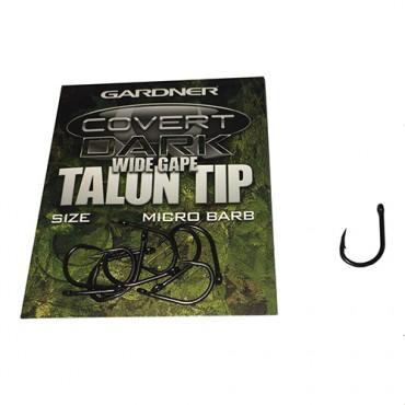 ANZUELO GARDNER COVERT DARK WIDE GAP TALON TIP 4 (10ud)
