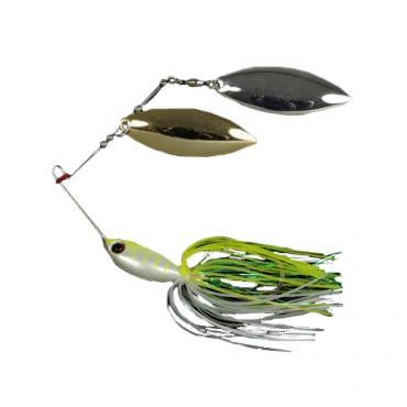SPINNERBAIT BIOVEX STANGUN 3/8 OZ COLOR 10 (1ud)
