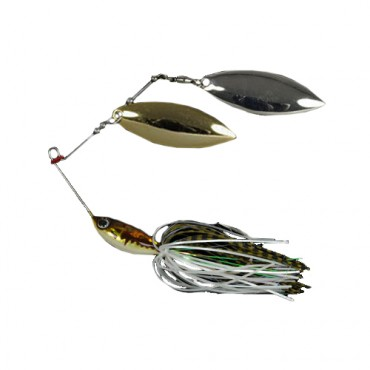 SPINNERBAIT BIOVEX STANGUN 3/8 OZ COLOR 11 (1ud)