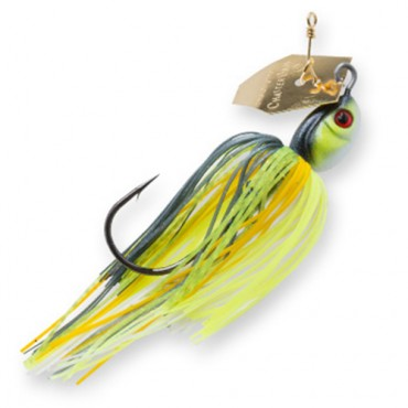 CHATTERBAIT PROJECT Z ZMAN 1 OZ CHARTREUSE SEXY SHAD