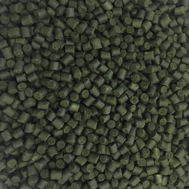COPPENS CUBO PELLET BETAINA VERDE 4.5 MM SIN AGUJERO (2.5 L-2 KG APROX)