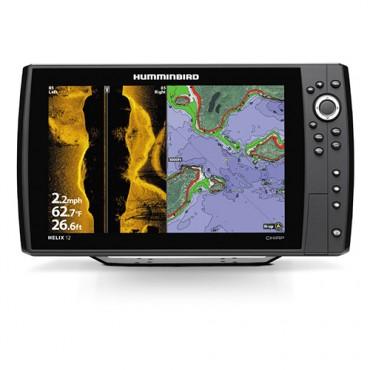 SONDA/GPS/PLOTTER HUMMINBIRD HELIX 12 CHIRP GPS SI