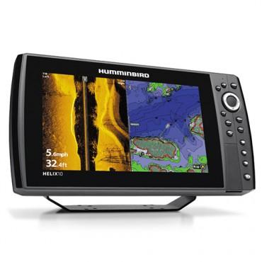 SONDA/GPS/PLOTTER HUMMINBIRD HELIX 10 SONAR-GPS SI