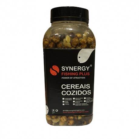 SYNERGY FISHING PLUS MIX SY40 (1 KG)