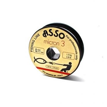 NYLON ASSO MICRON 3 (0.11 MM-100 M)