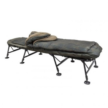 BEDCHAIR NASH INDULGENCE SS3 WIDE 5 SEASON