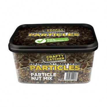 CRAFTY CATCHER PARTICLES NUT MIX (3 KG)
