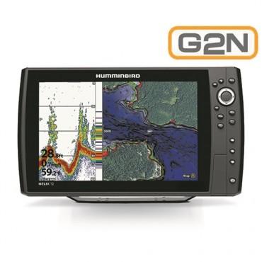 SONDA HUMMINBIRD HELIX 12 CHIRP GPS G2N