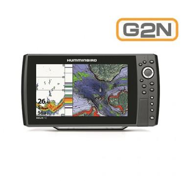 SONDA HUMMINBIRD HELIX 10 CHIRP GPS G2N