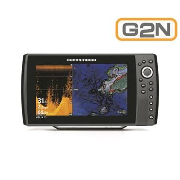 SONDA HUMMINBIRD HELIX 10 CHIRP DI GPS G2N
