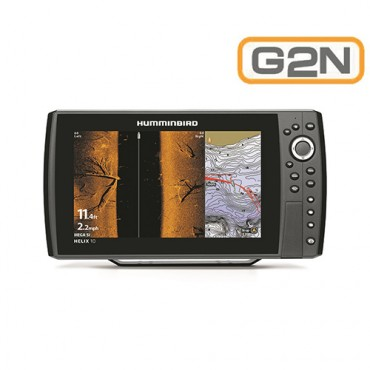 SONDA HUMMINBIRD HELIX 10 CHIRP MEGA SI GPS G2N