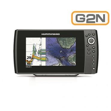 SONDA HUMMINBIRD HELIX 9 CHIRP GPS G2N