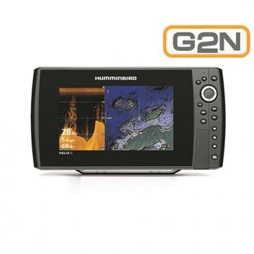 SONDA HUMMINBIRD HELIX 9 CHIRP DI GPS G2N