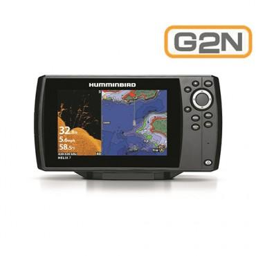 SONDA HUMMINBIRD HELIX 7 CHIRP DI GPS G2N