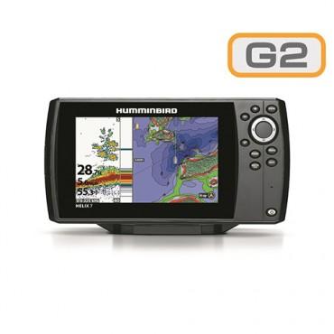 SONDA HUMMINBIRD HELIX 7 CHIRP GPS G2
