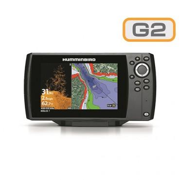 SONDA HUMMINBIRD HELIX 7 CHIRP DI GPS G2