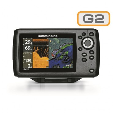 SONDA HUMMINBIRD HELIX 5 CHIRP DI GPS G2