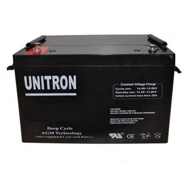 BATERIA UNITRON AGM 12V 90A