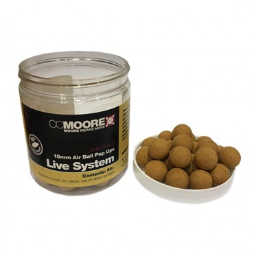 CCMOORE BOILIES POP-UP LIVE SYSTEM 15 MM (50ud)