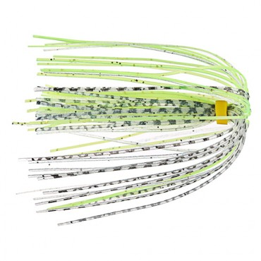 SILICONE SKIRT CHARTREUSE SHAD
