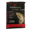 SUPER BAITS GROUNDBAIT 1000 SUPER ALBURNO NATURAL (1 KG)