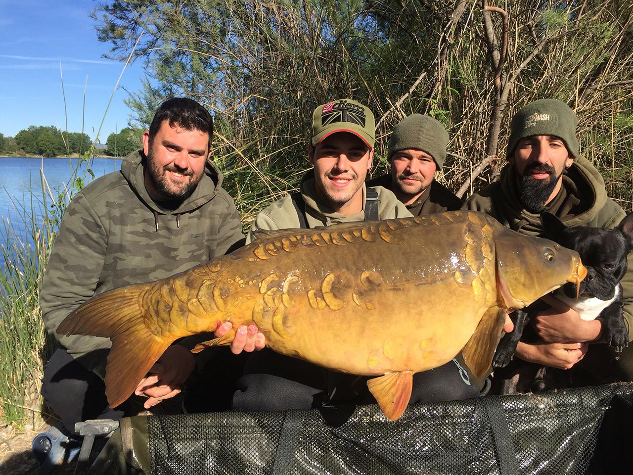 Amigos Zaragoza 3 mayo 2017 (5) 20,200 kg