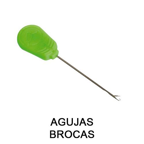 AGUJAS Y BROCAS