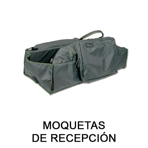MOQUETAS DE RECEPCIÓN