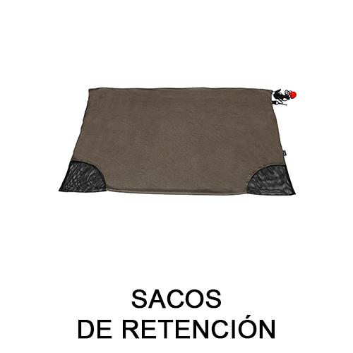 SACOS DE RETENCIÓN