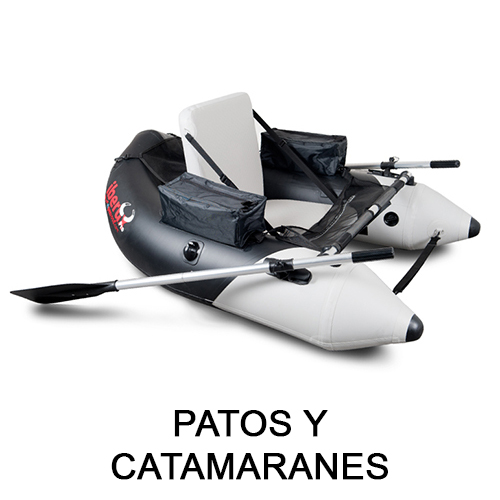 PATOS Y CATAMARANES