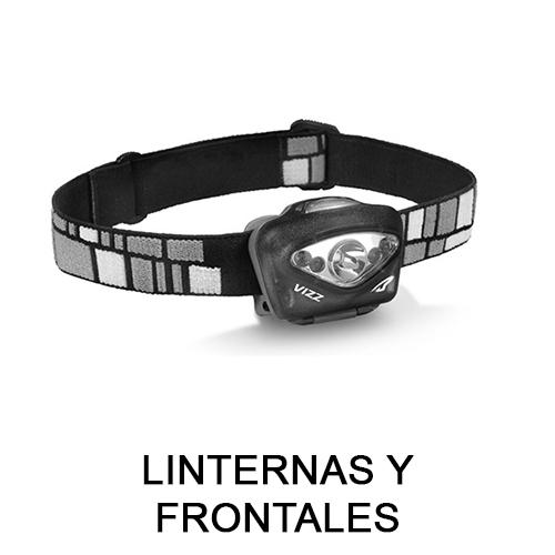 LINTERNAS Y FRONTALES