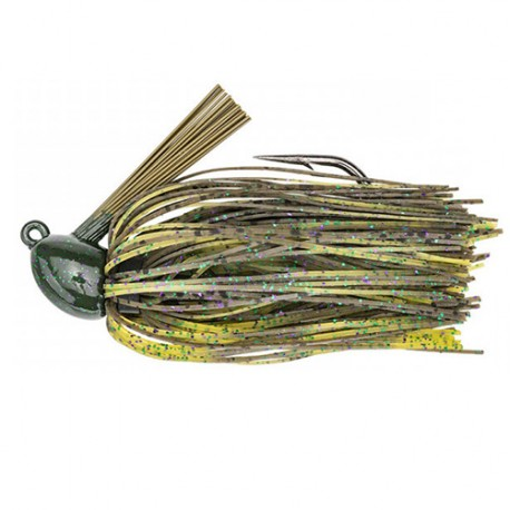 HACK ATTACK JIG STRIKE KING 3/4 COLOR 130 CANDY CRAW