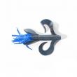 KREATURE 4 GARY YAMAMOTO 523 (021/ROYAL BLUE SKIRT) (7ud)