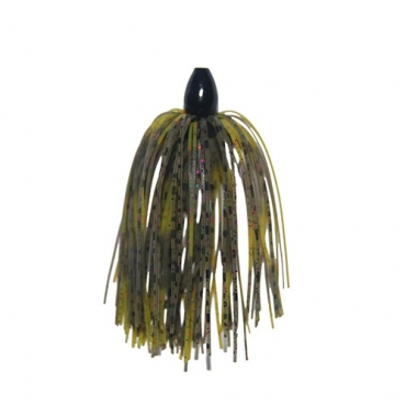 TUNGSTEN JIG RUBBER DCAST CANDY CRAW
