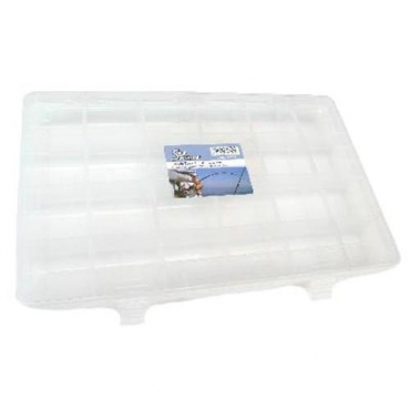 CAJA SEAFISHING SF TRANSPARENTE (230x125x35 MM)