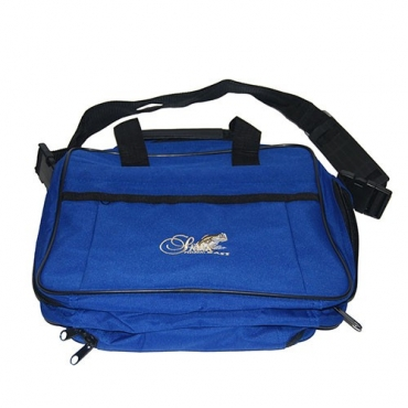 BOLSA SAMA TACKLE BOX COMBO WORM BINDER (35x31x20 CM)
