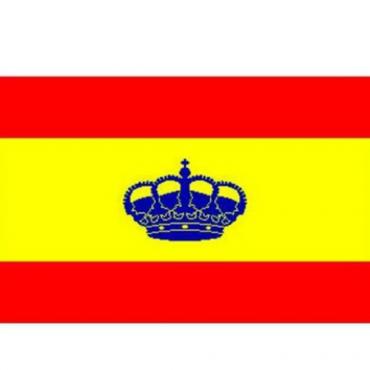 BANDERA ESPAÑOLA LALIZAS 20x30 CM