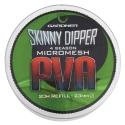 GARDNER RECAMBIO PVA SKINNY DIPPER MICROMESH 23 MM (20 M)