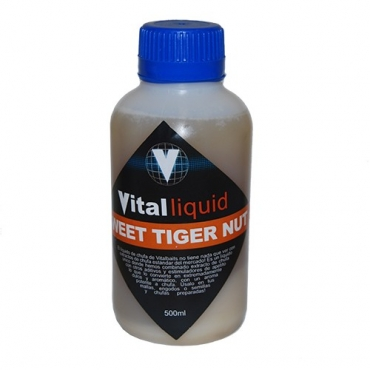 VITAL BAITS LIQUID SWEET TIGER NUT (500 ML)