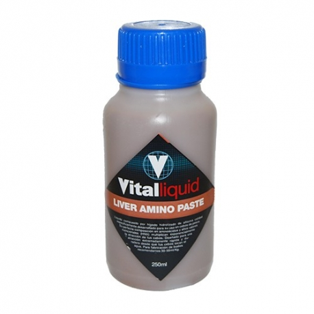 VITAL BAITS LIQUID LIVER AMINO PASTE (250 ML)